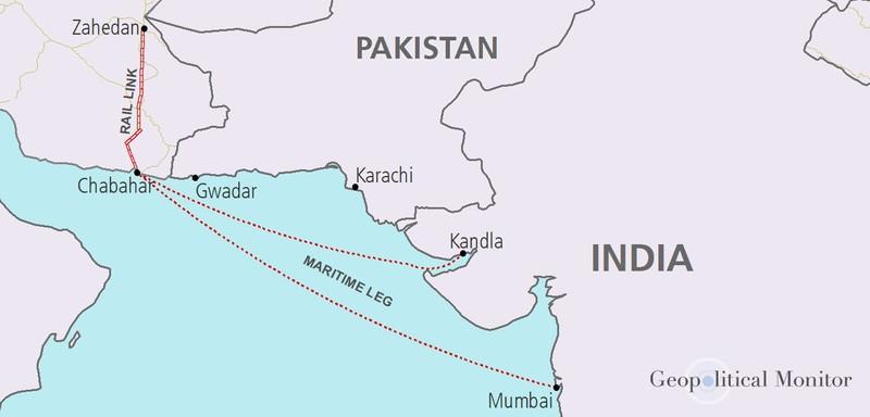 Iran loại Ấn Độ khỏi dự án Chabahar, Trung Quốc được lợi? - ảnh 1