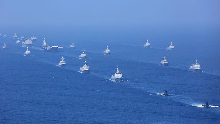 Tàu Trung Quốc xâm nhập vùng biển Malaysia 89 lần trong 4 năm - ảnh 1