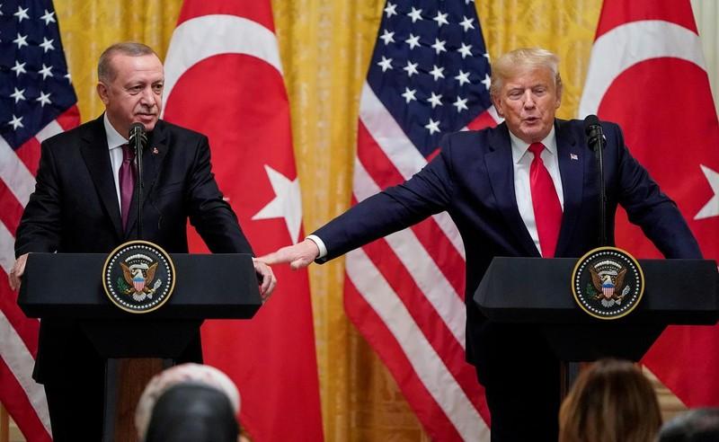 Lãnh đạo Mỹ, Thổ Nhĩ Kỳ đồng ý hợp tác đảm bảo ổn định Libya - ảnh 1