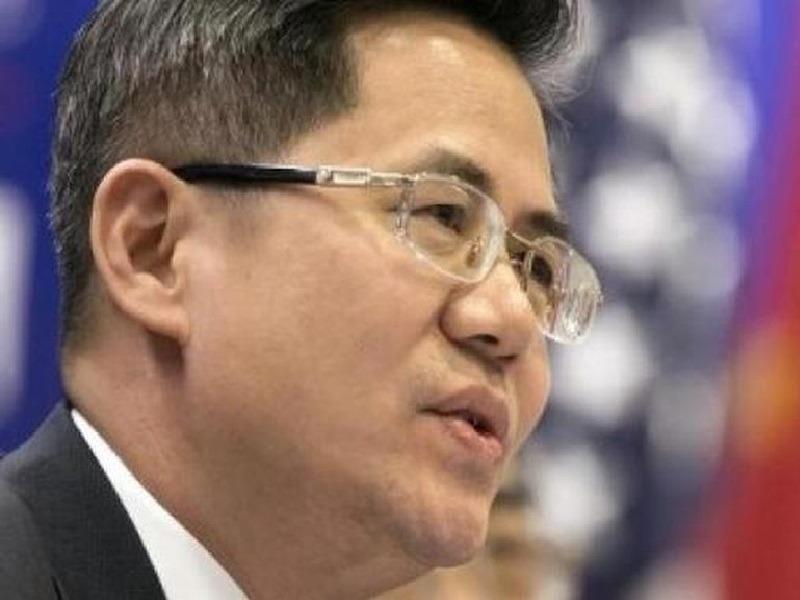 Trung Quốc kêu gọi Mỹ 'sửa chữa sai lầm' về Hong Kong - ảnh 1