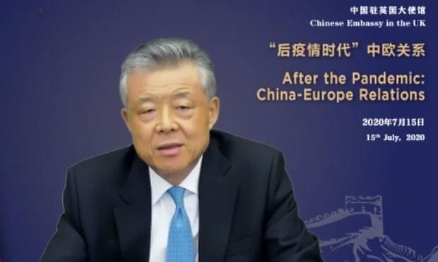 Trung Quốc nói lệnh của Anh cấm Huawei là không có cơ sở - ảnh 1
