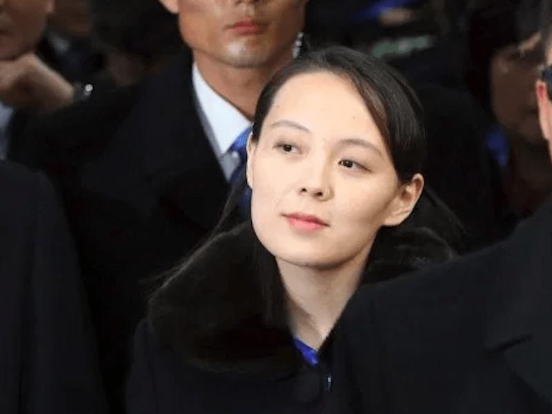 Hàn Quốc điều tra em gái ông Kim Jong-un - ảnh 1