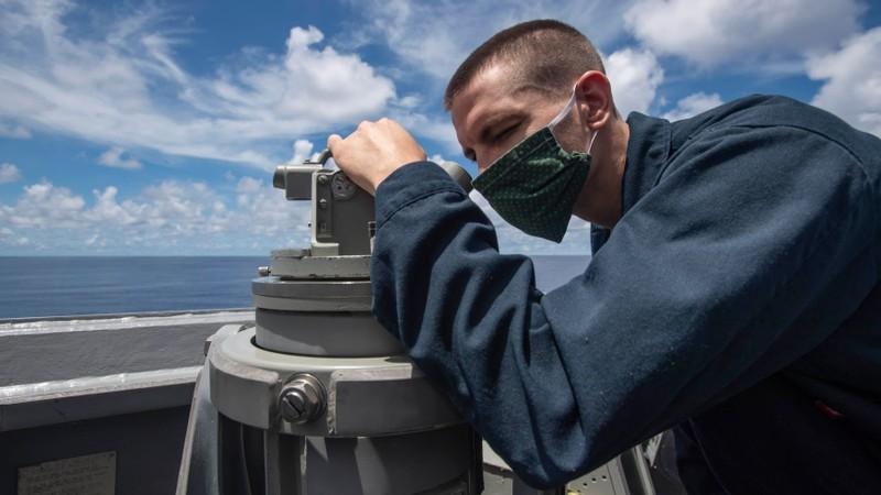 Mỹ sẽ triển khai đơn vị tác chiến điện tử tại Biển Đông - ảnh 1