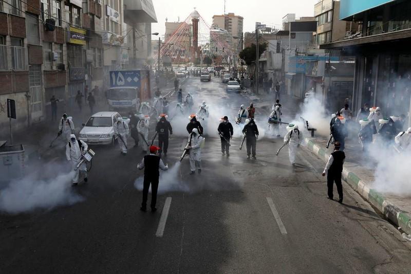 Tổng thống Iran: 25 triệu người dân nhiễm COVID-19 - ảnh 2