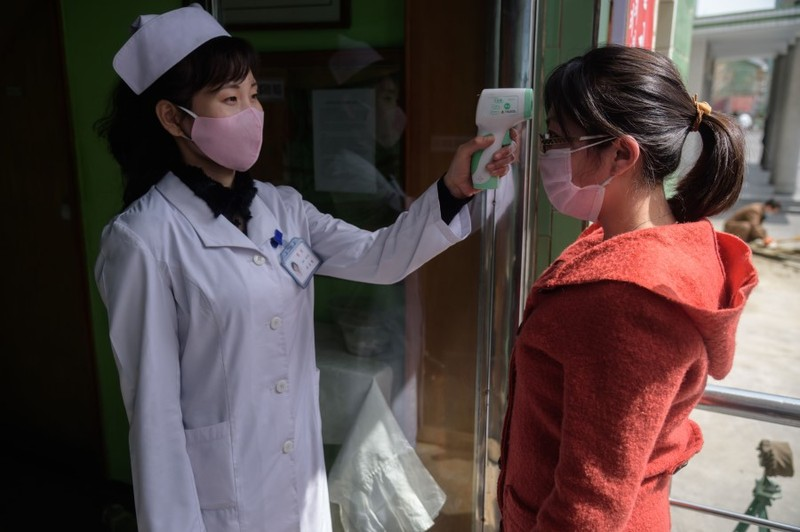 Triều Tiên nói đang phát triển vaccine ngừa COVID-19 - ảnh 1