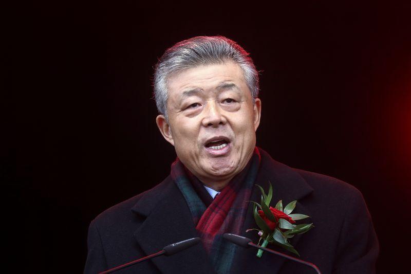 Trung Quốc doạ trả đũa nghiêm khắc nếu Anh trừng phạt - ảnh 1