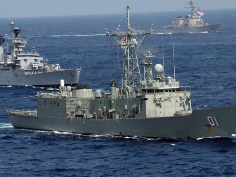 Hải quân Mỹ và Ấn Độ diễn tập, cảnh báo Trung Quốc - ảnh 1