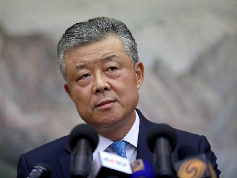 Trung Quốc: Anh sẽ lãnh hậu quả vì can thiệp vấn đề Hong Kong - ảnh 1