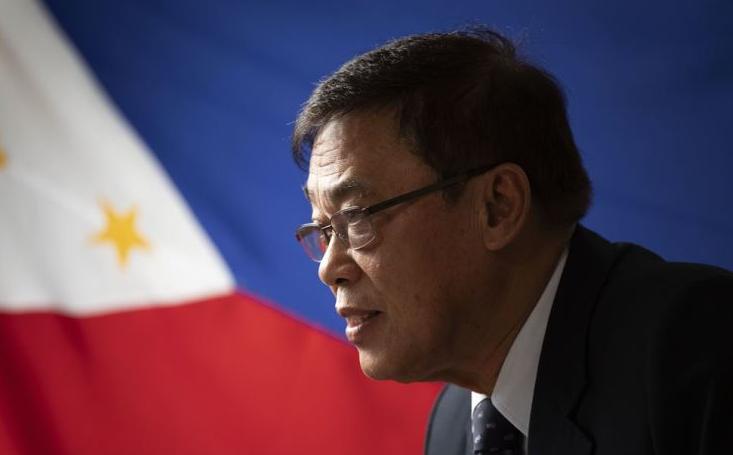 Hàn Quốc muốn dẫn độ cựu đại sứ Philippines 'quấy rối phụ nữ' - ảnh 1