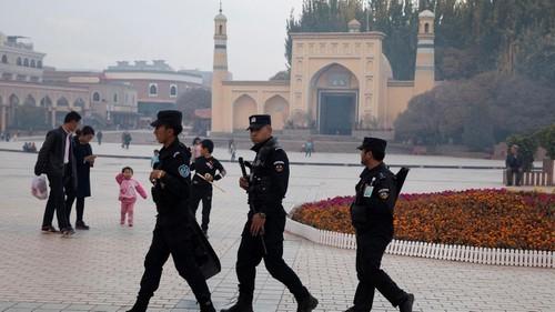 Sau Mỹ, Anh, đến lượt Pháp chỉ trích Trung Quốc về Tân Cương - ảnh 1