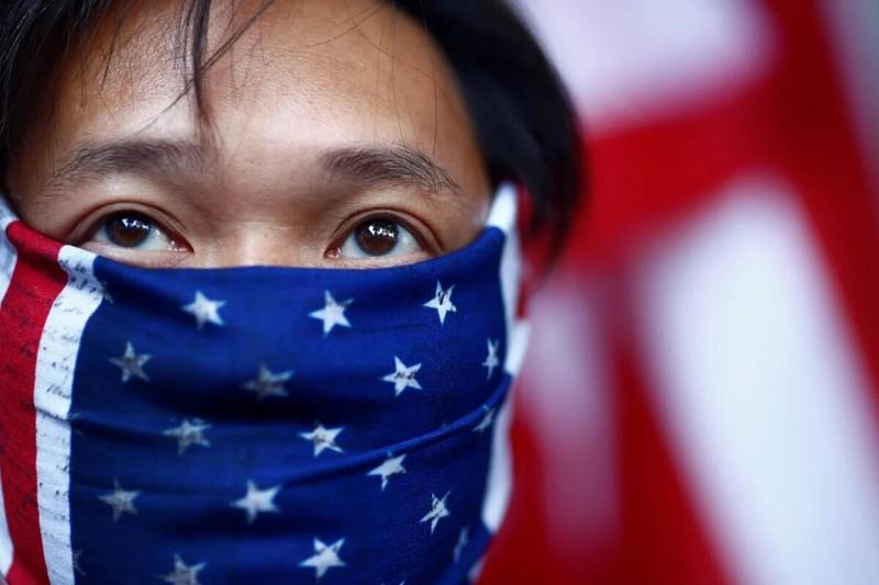 Mỹ chưa xem xét bảo hộ tị nạn chính trị cho cư dân Hong Kong - ảnh 1