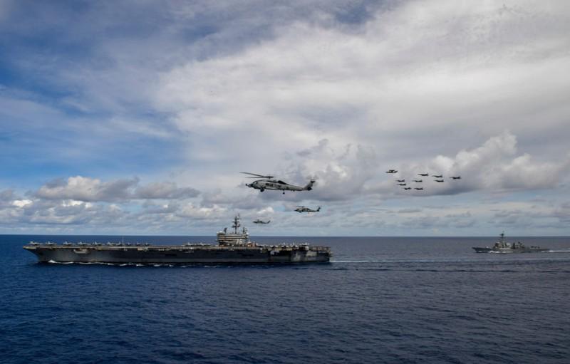5 'bước đi' tiếp theo của Mỹ tại Biển Đông - ảnh 1