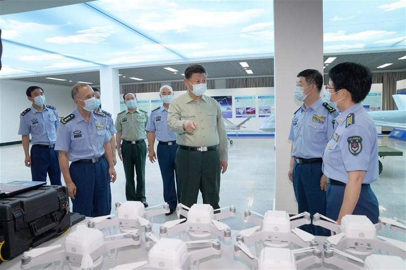 Sau Mỹ, đến lượt Trung Quốc chú trọng máy bay không người lái - ảnh 2