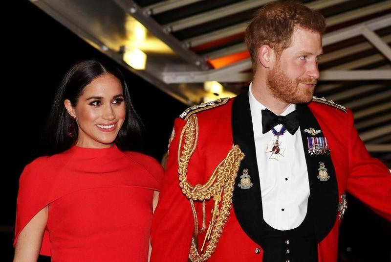 Hoàng gia Anh xuất bản cuốn sách về vợ chồng Hoàng tử Harry - ảnh 1
