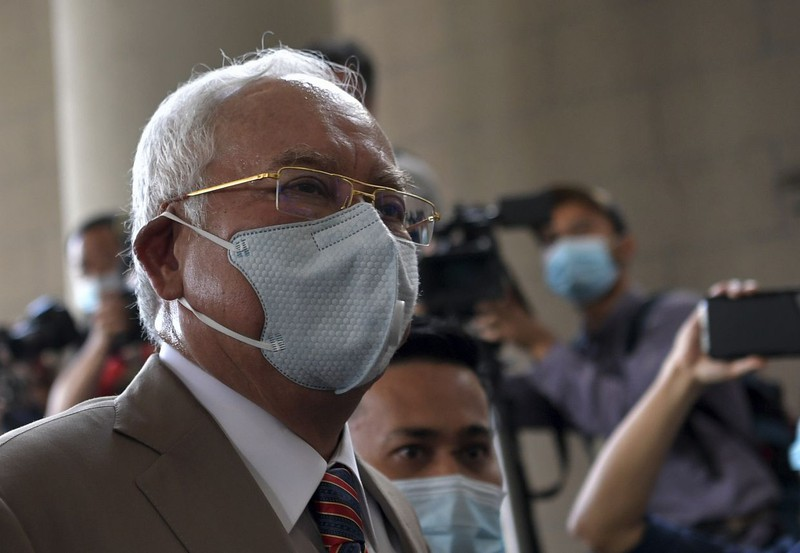 Cựu Thủ tướng Najib bị xác định phạm 7 tội danh tham nhũng - ảnh 1