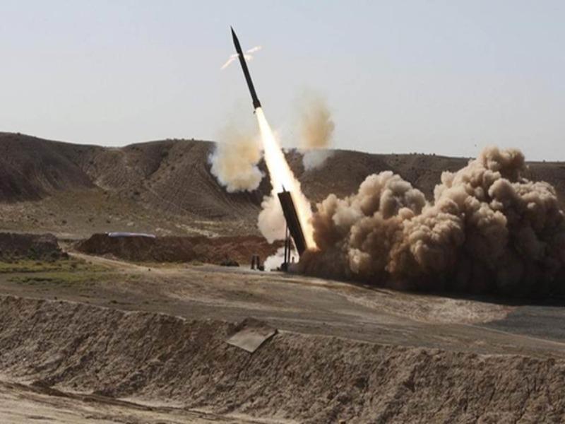 Căn cứ Mỹ ở Iraq hứng ba tên lửa Katyusha - ảnh 1