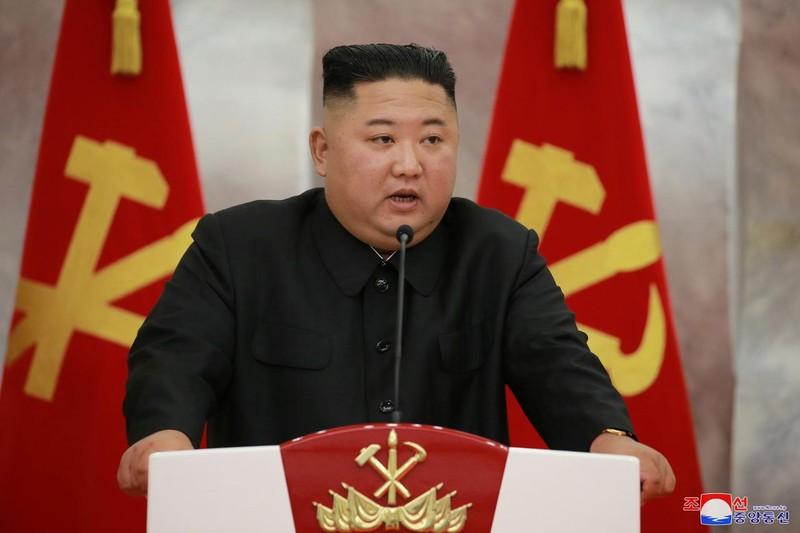 Ông Kim Jong-un: Không còn lo chiến tranh nhờ vũ khí hạt nhân - ảnh 1