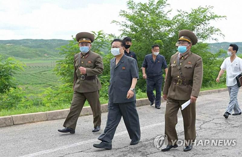 Nóng ruột vì COVID-19, nhân vật số 2 Triều Tiên đến Kaesong - ảnh 1
