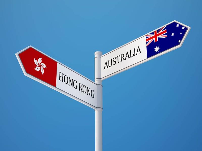 Số lượng cư dân Hong Kong xin du học Úc tăng kỷ lục - ảnh 1
