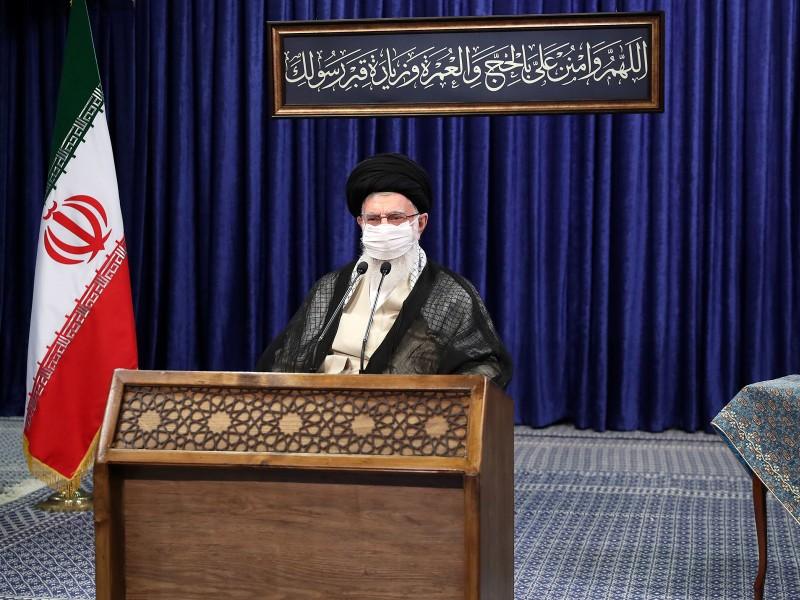 Ông Khamenei: Trừng phạt của Mỹ là tội ác chống đất nước Iran - ảnh 1