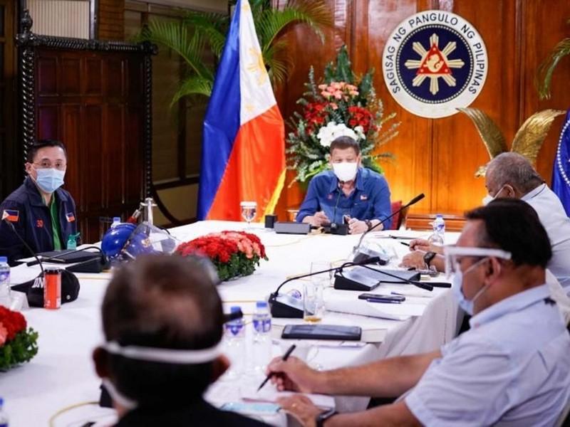 Philippines tái áp lệnh phong tỏa thủ đô Manila vì COVID-19 - ảnh 1
