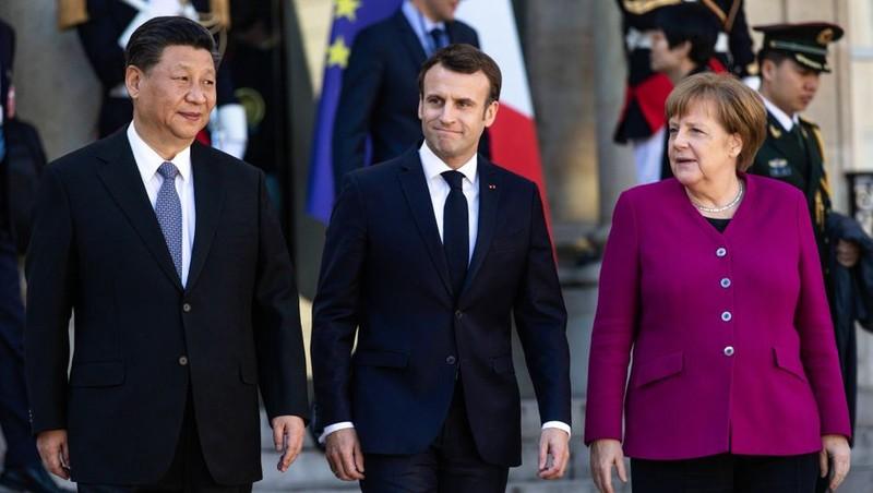 Đức cảnh báo Trung Quốc muốn 'chia để trị' Liên minh châu Âu - ảnh 1