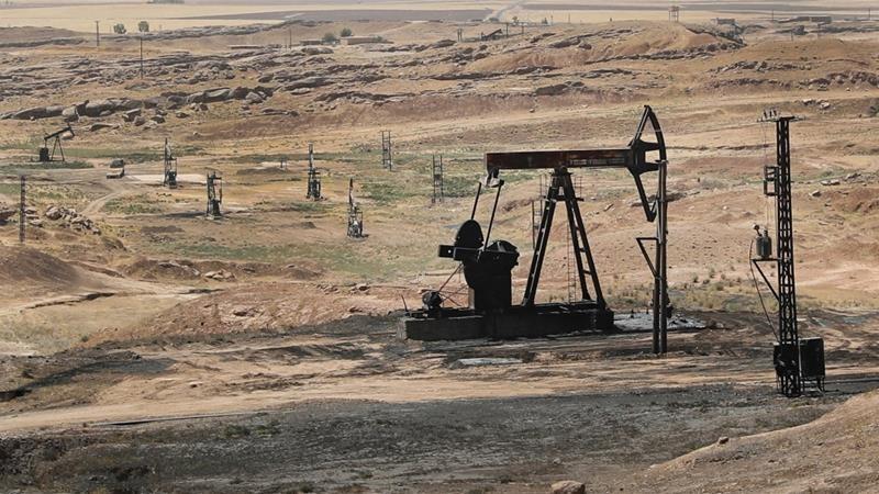 Syria lên án hợp đồng khai thác dầu giữa Mỹ và người Kurd - ảnh 1
