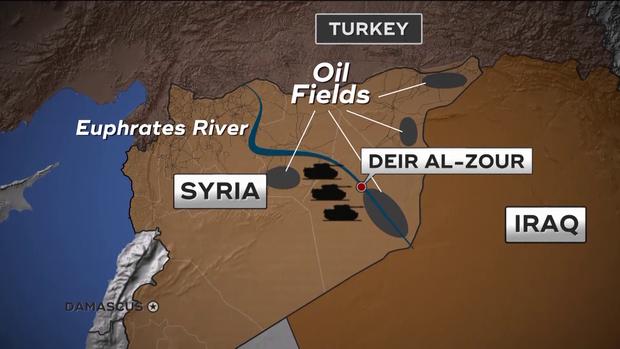 Syria lên án hợp đồng khai thác dầu giữa Mỹ và người Kurd - ảnh 2