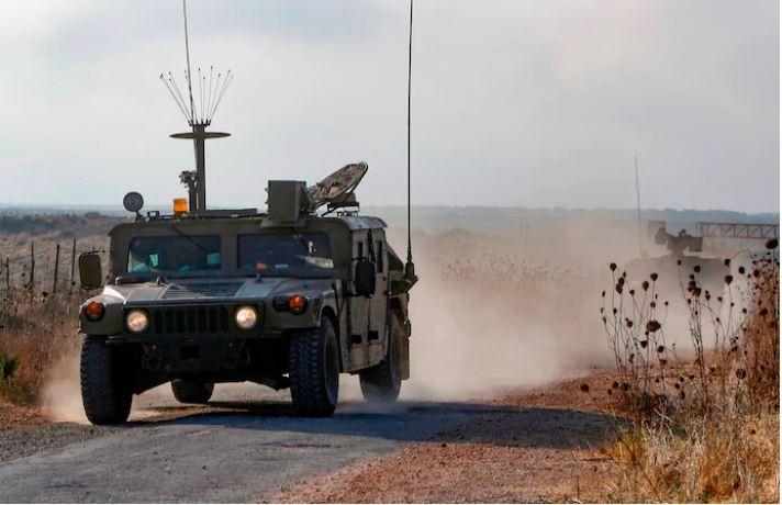Cao nguyên Golan bị tấn công, Israel không kích Syria - ảnh 2