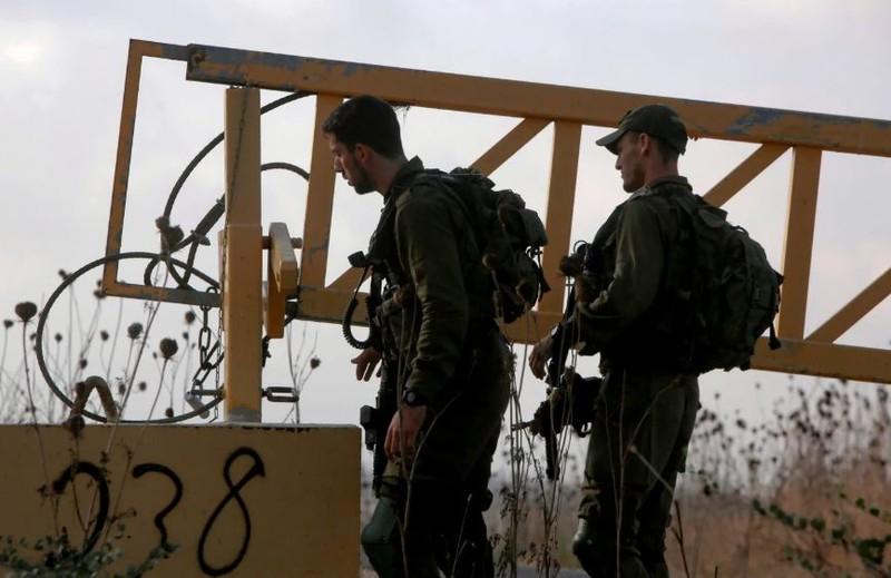 Cao nguyên Golan bị tấn công, Israel không kích Syria - ảnh 1