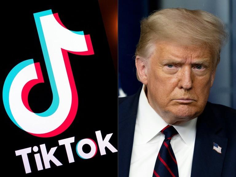 Ông Trump: Chỉ cần đem lợi nhuận, không quan tâm ai mua TikTok - ảnh 1