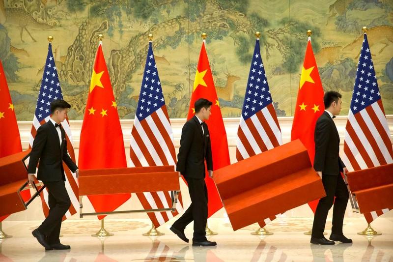 Nguy cơ Mỹ-Trung 'đấu đá' nhau về thỏa thuận thương mại - ảnh 1