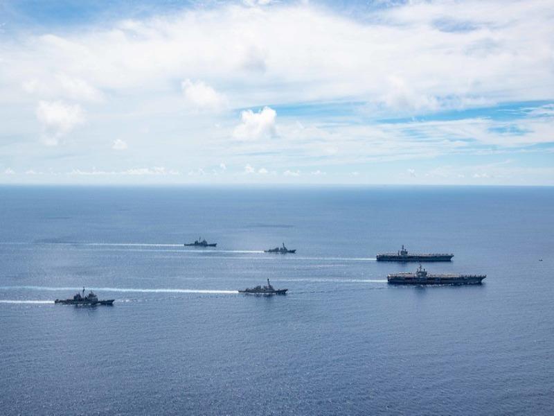Lý do Philippines không tập trận với Mỹ trên biển Đông - ảnh 2