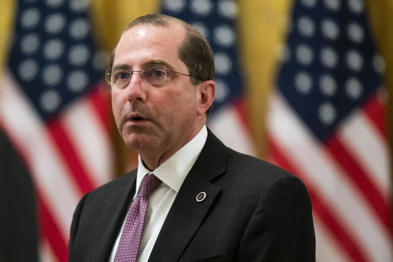 Bắc Kinh phản đối chuyến thăm Đài Loan của Bộ trưởng Mỹ - ảnh 1
