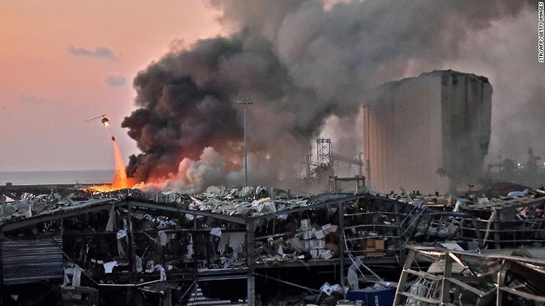 Tổng thống Trump vẫn không tin vụ nổ ở Lebanon là tai nạn  - ảnh 2