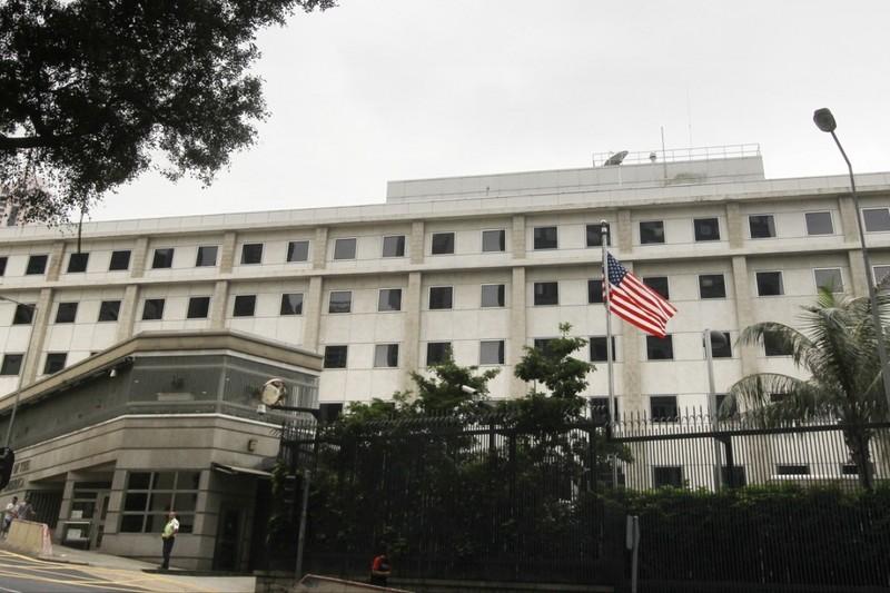 Lãnh sự quán Mỹ: Cáo buộc của Trung Quốc thật 'ngớ ngẩn' - ảnh 1