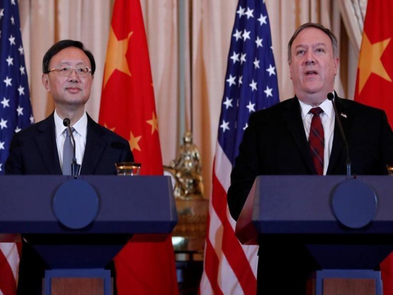 Trung Quốc lại kêu gọi hòa giải với Mỹ - ảnh 1