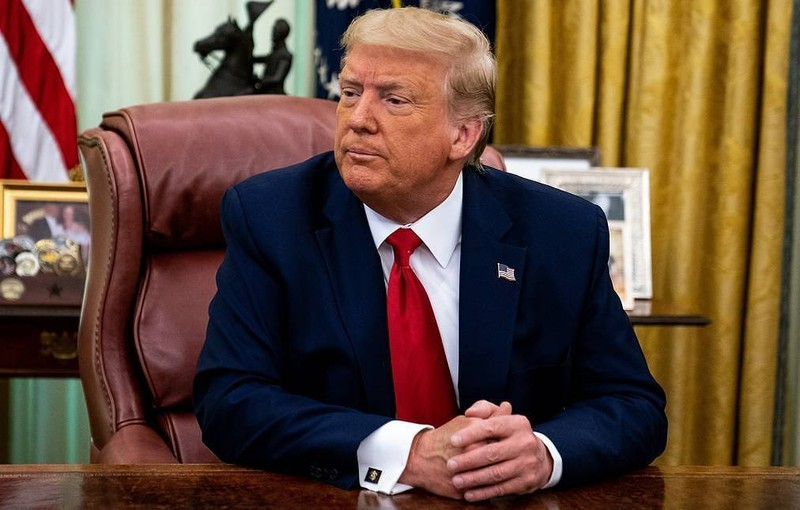 Tổng thống Trump tin Nga và Trung Quốc không muốn ông thắng cử - ảnh 1