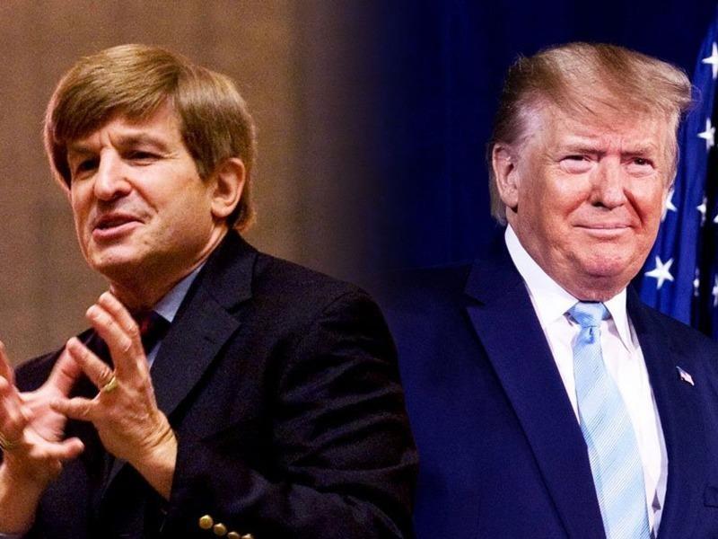'Tiên tri' bầu cử Mỹ nói gì về triển vọng của ông Trump? - ảnh 1