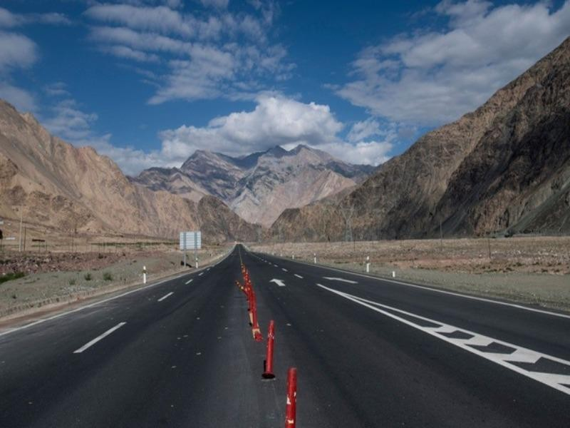 Trung Quốc, Pakistan xây đường ở khu vực tranh chấp với Ấn Độ - ảnh 1