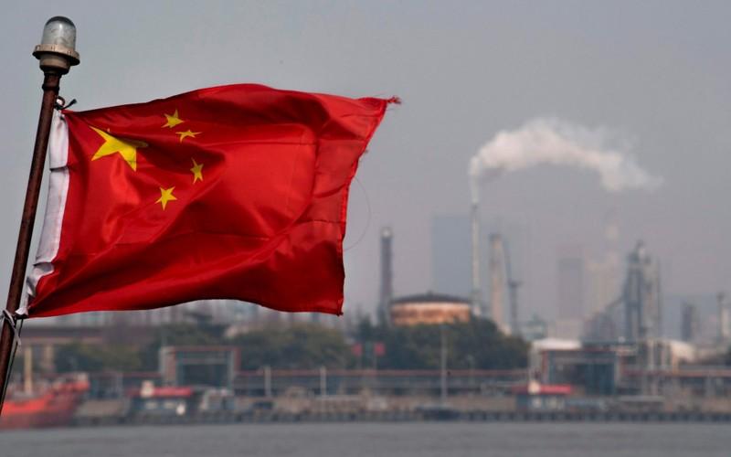 Trung Quốc sửa luật để cấm treo ngược quốc kỳ - ảnh 1