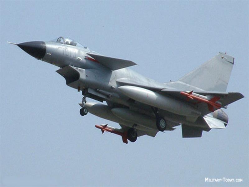 Đài Loan chặn chiến đấu cơ Trung Quốc xâm nhập không phận - ảnh 1