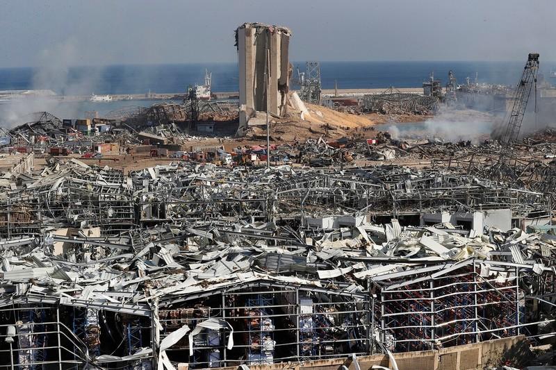 Tổng thống Trump kêu gọi điều tra minh bạch về vụ nổ ở Beirut - ảnh 1