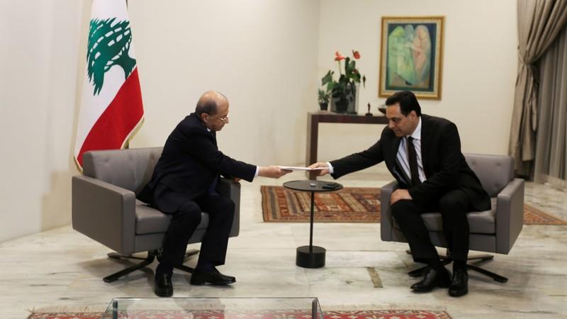 Thủ tướng Lebanon chính thức thông báo chính phủ từ chức - ảnh 2