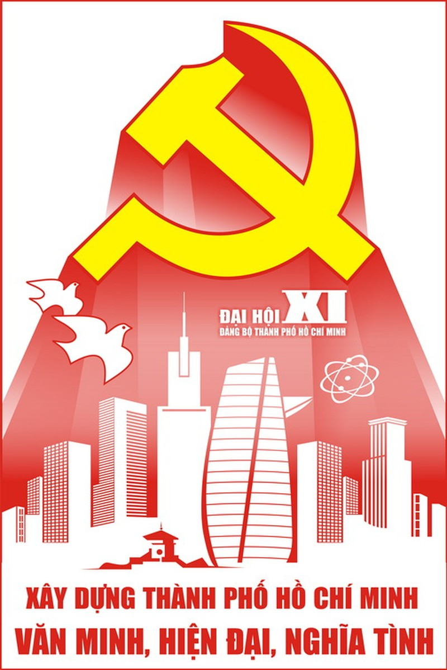 Trao giải sáng tác tranh cổ động Dưới cờ Đảng - Vững niềm tin - ảnh 4