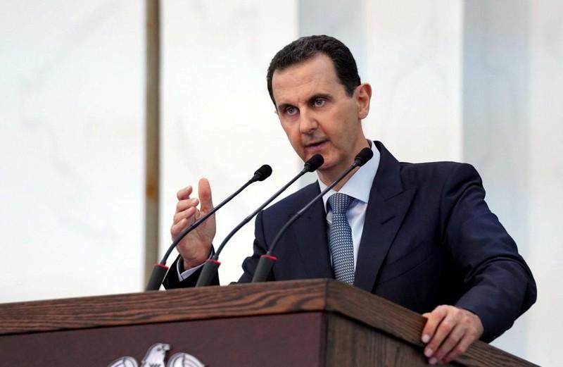 Ông al-Assad: Mỹ muốn gây chiến kinh tế để bóp nghẹt Syria - ảnh 1