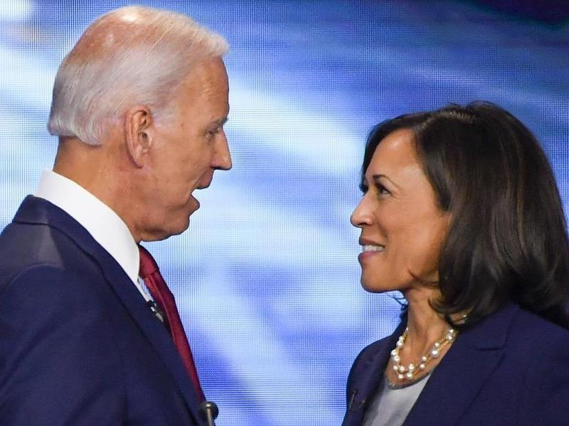 Ông Trump: Bà Harris không đủ điều kiện ứng cử phó tổng thống - ảnh 1