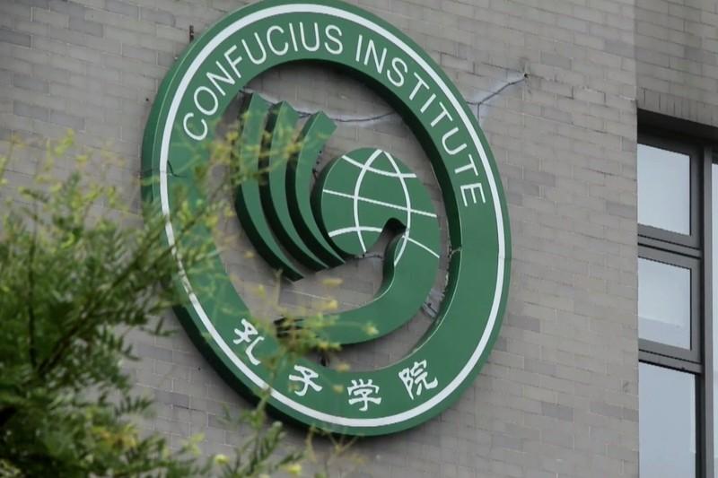 Bắc Kinh gay gắt chỉ trích Mỹ 'bôi nhọ' Viện Khổng tử  - ảnh 1