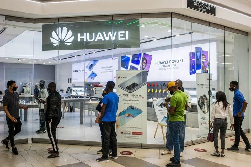Mặc phương Tây 'xa lánh', Huawei vẫn được châu Phi chào đón - ảnh 1