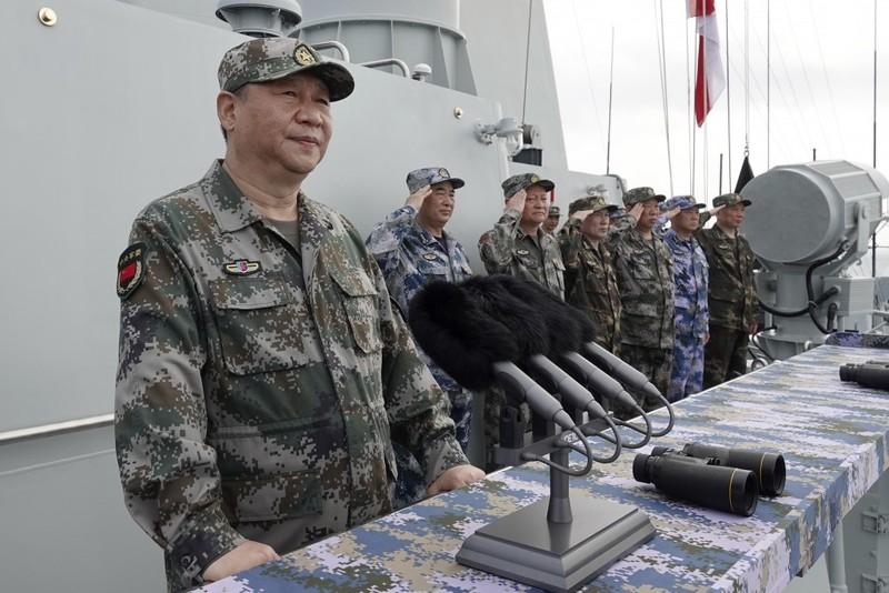 Hé lộ kịch bản Trung Quốc chiếm Đài Loan chỉ trong 3 ngày - ảnh 1